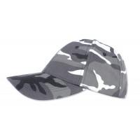 Mil-Tec - бейзболна шапка  метро камуфлаж